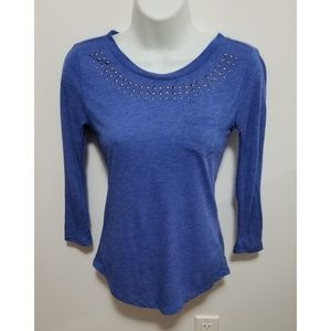 Dream Out Loud by Selena Gomez studded purple top